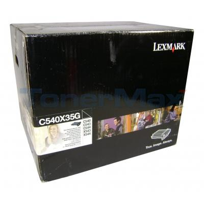 LEXMARK C540 PHOTOCONDUCTOR UNIT